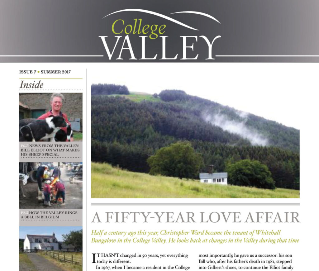 Summer 2017 Newsletter - A fifty year love affair
