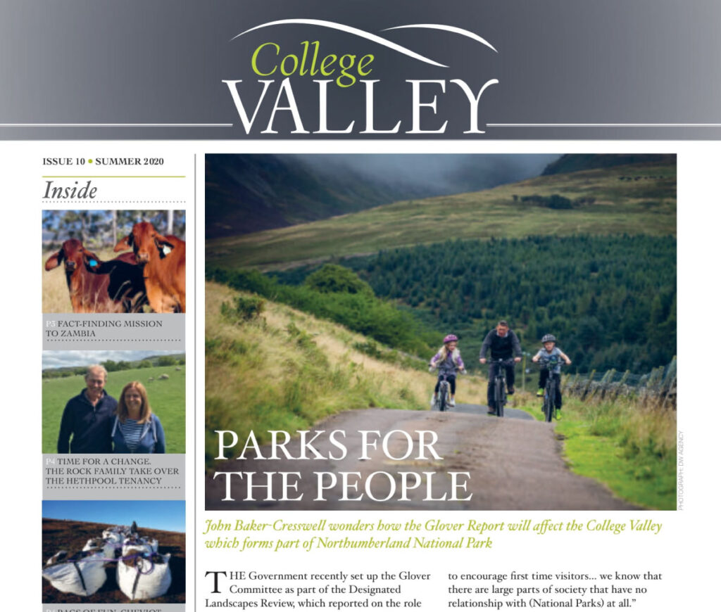 Summer 2020 Newsletter - Parks For The People